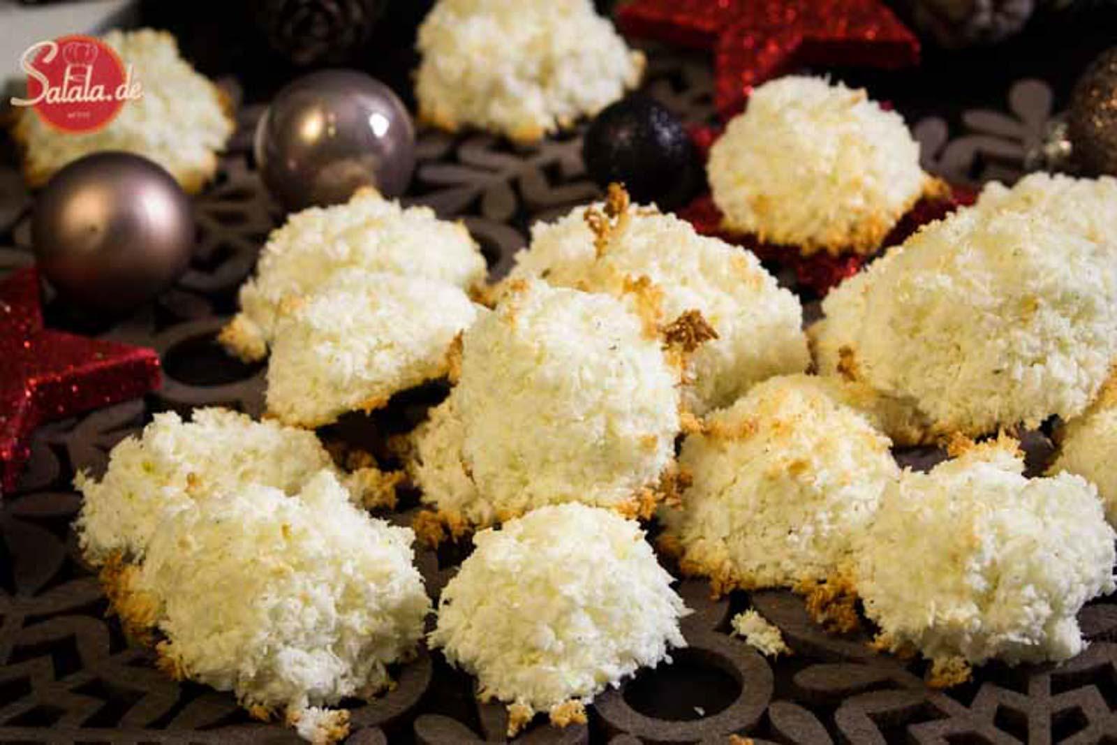 low carb kokosmakronen glutenfrei zuckerfrei