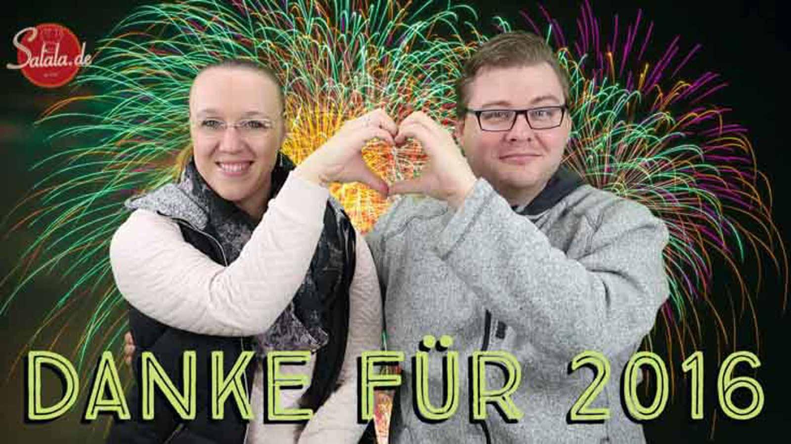 Jahresrückblick 2016? Wie öde!