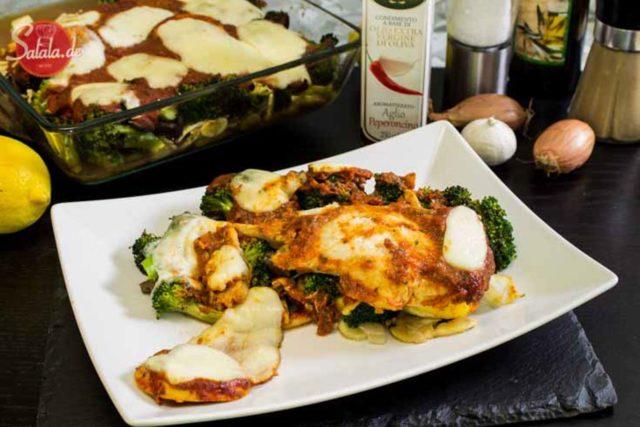 Kabeljau in Tomatensoße – low carb und glutenfrei