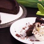 Mississippi Mudpie low carb glutenfrei Mud Cake Schokokuchen Schokoladenkuchen salala.de