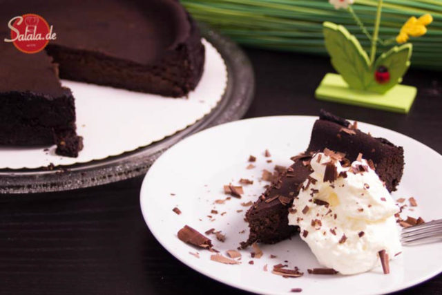 Mississippi Mud Pie – low carb, glutenfrei