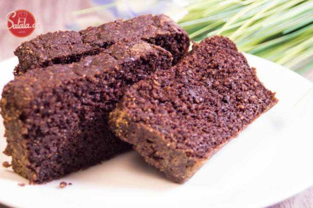 Schokokuchen 2.0 – low carb und glutenfrei