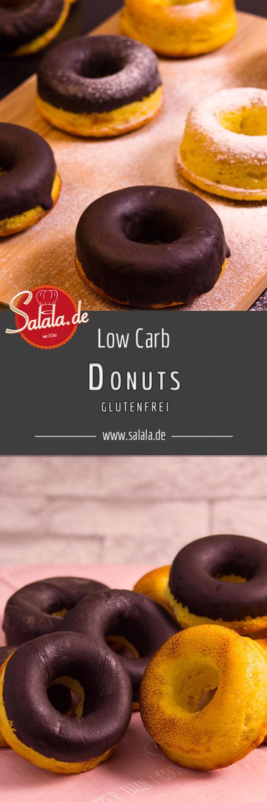 Low Carb Donuts Rezept ohne Mehl und ohne Zucker, dafür aber total lecker. Wirklich schwer zu machen sind die Low Carb Donuts auch nicht. Dekorieren kannst Du die Low Carb Donuts wie du möchtest. Mit Schokolade oder Natur oder oder oder.