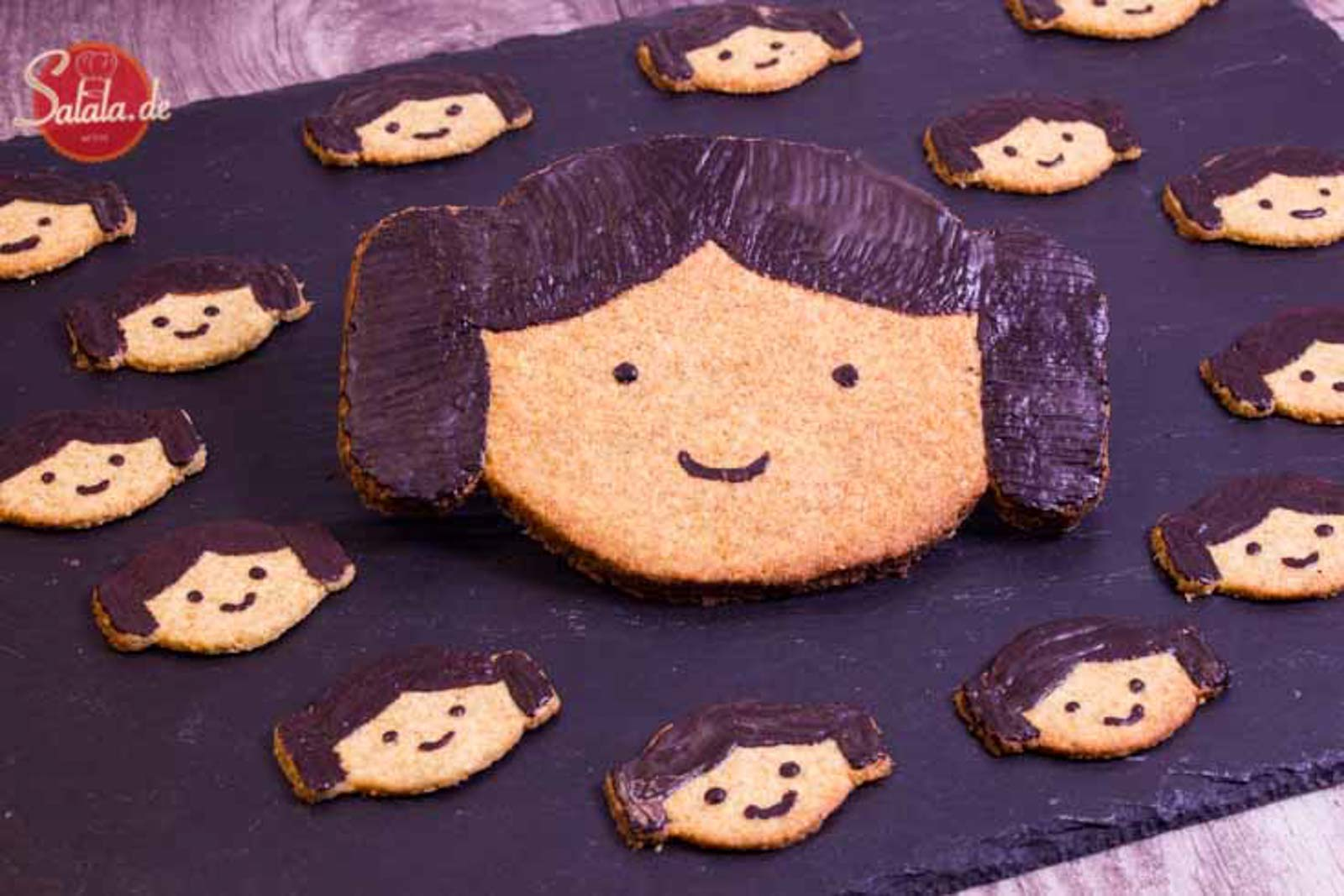 Leia Cookies – May the force be with you