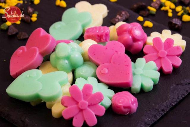Gummibärchen, Joghurt Gums – low carb und selbstgemacht