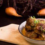 köttbullar schwedische hackbällchen wie ikea rezept low carb glutenfrei salala.de