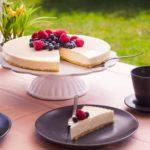 philadelphia torte low carb zuckerfrei glutenfrei no bake kühlschrankkuchen salala.de rezept