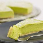Avocado-Zitronen-Torte low carb backen zuckerfrei mehlfrei glutenfrei salala.de Rezept
