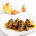 Cevapcici selbst machen aus Rinderhackfleisch low carb glutenfrei mehlfrei zuckerfrei saftig salala.de Rezept