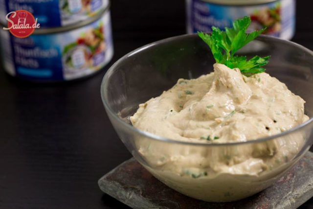 Thunfischcreme – Brotaufstrich selber machen