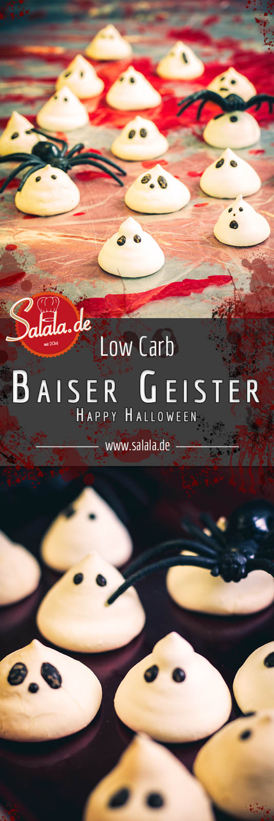 low carb baisergeister halloween 2017 low carb mit vroni nico. Black Bedroom Furniture Sets. Home Design Ideas