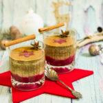 Bayrische Zimtcreme Low Carb Weihnachtsdessert - by salala.de - Weihnachten Nachspeise Zimt Tonkabohne Rum Whiskey ohne Zucker ohne Mehl Rezept