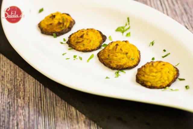 Herzoginkartoffeln – Low Carb Rezept ohne Kartoffeln