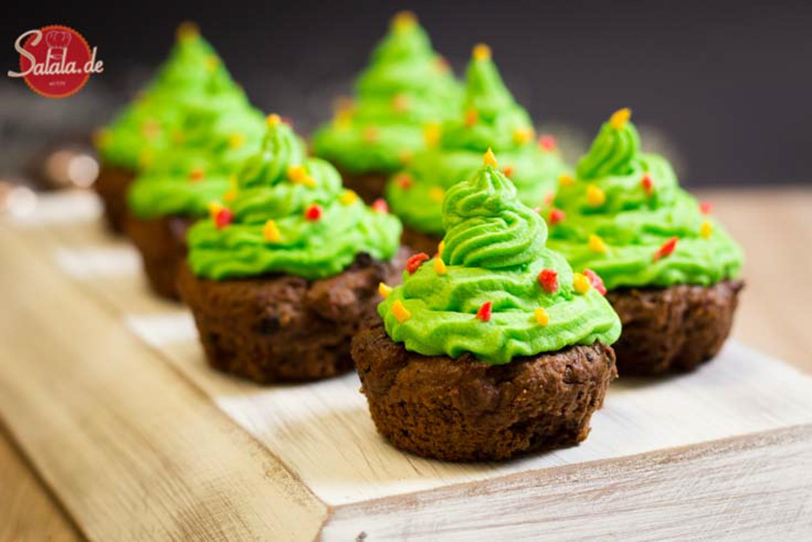 Muffin Tannenbaum.Tannenbaum Cupcakes Low Carb