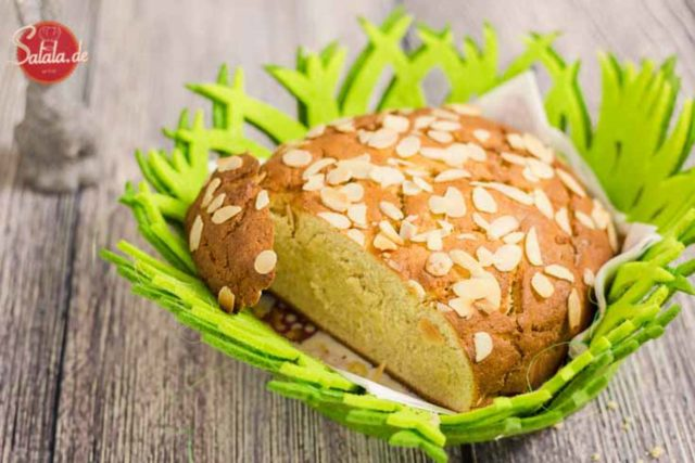 Osterbrot – Low Carb