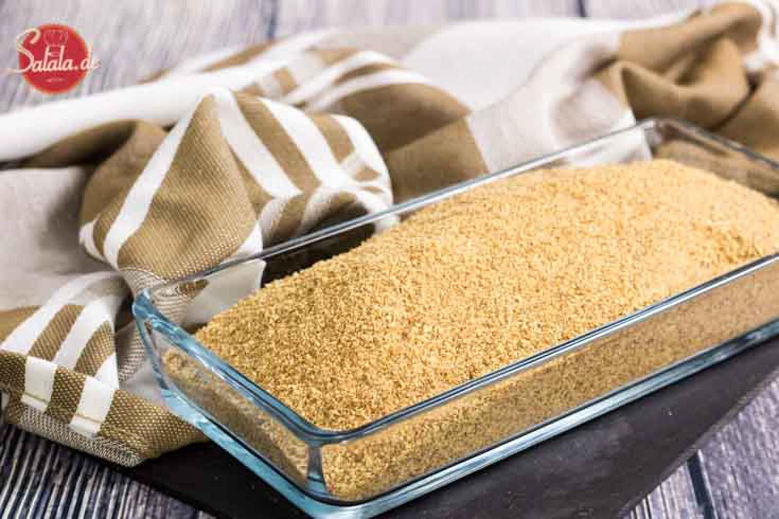 low carb paniermehl glutenfrei low carb mit vroni nico. Black Bedroom Furniture Sets. Home Design Ideas