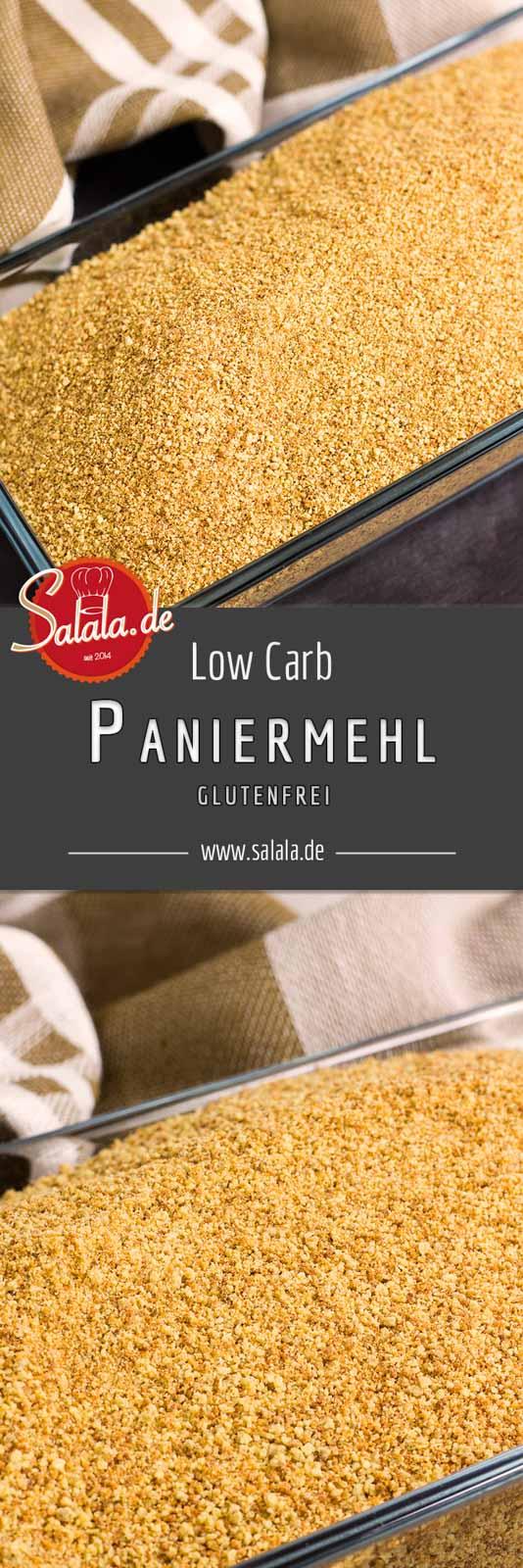 Low Carb Paniermehl - glutenfrei Echtes Low Carb Paniermehl ohne Gluten und sonstige Zusätze. Ein echtes Basic für alle jeden Zweck, zu dem man Paniermehl brauchen kann! #glutenfrei #lowcarb #paniermehl