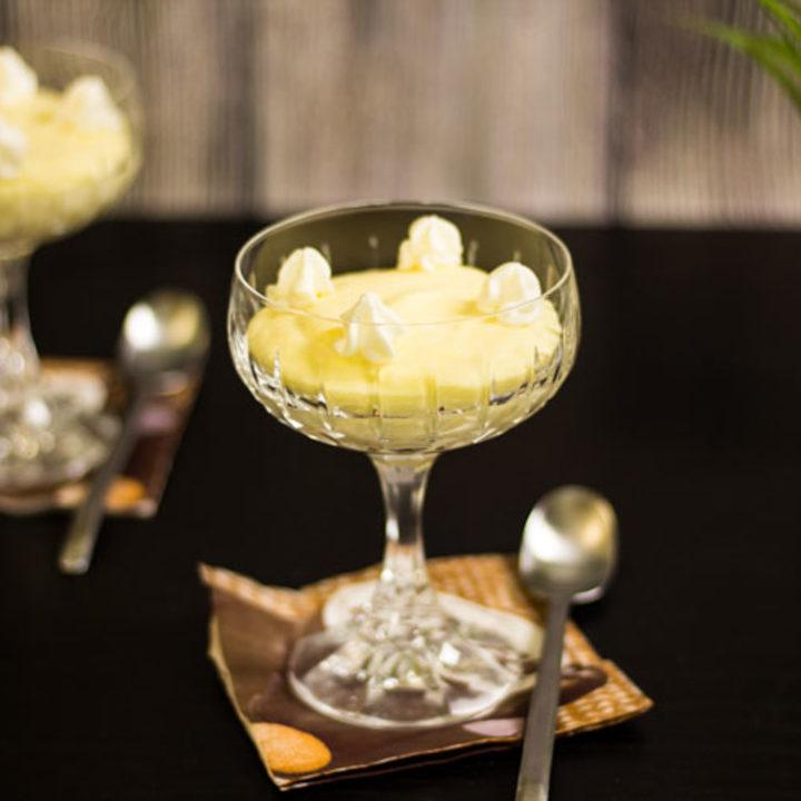 Zitronencreme ohne Zucker by salala.de Low Carb Nachspeise ohne Zucker ein ketogenes Dessert zu Ostern selber machen