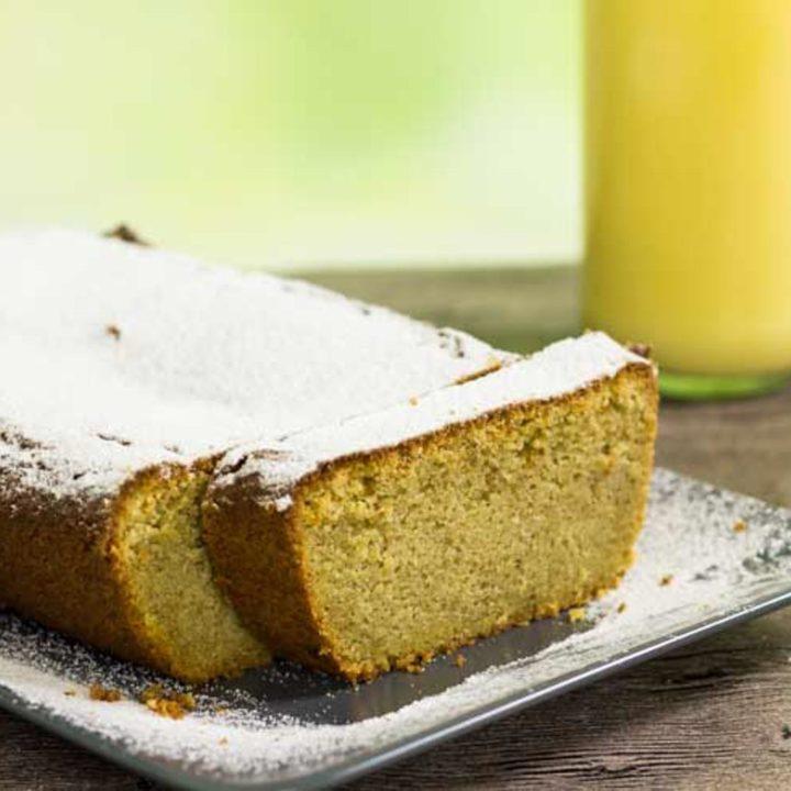 Eierlikörkuchen zuckerfrei selber machen by salala.de ohne Mehl und ohne Zucker Low Carb Rezept