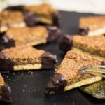 Nussecken ohne Zucker - by salala.de - selber machen Low Carb Rezept ohne Mehl