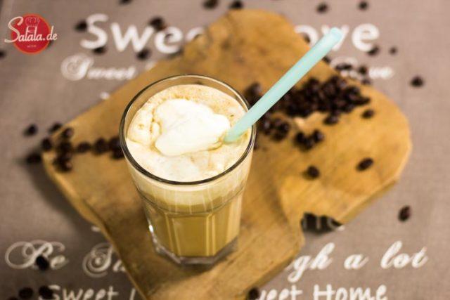 Bulletproof Eiskaffee - by salala.de Low Carb ohne Zucker Kugelsicherer Eiskaffee Rezept