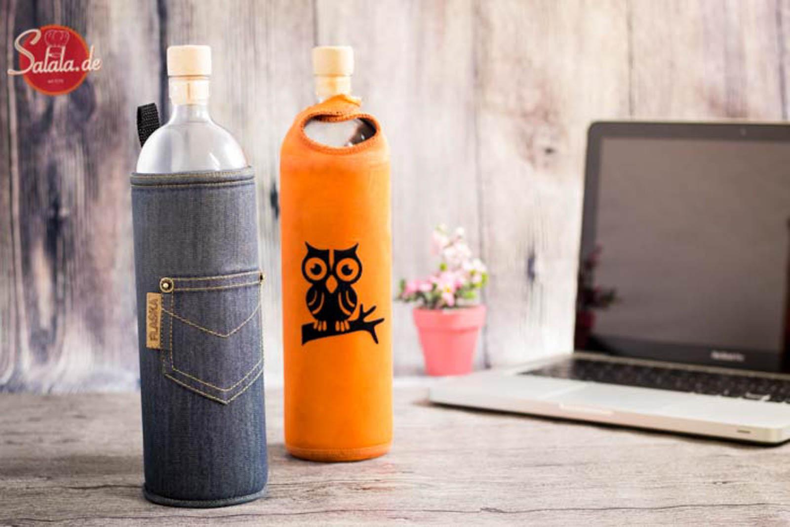 Wir und unsere Flaskas – Wasser trinken für Esoteriker?
