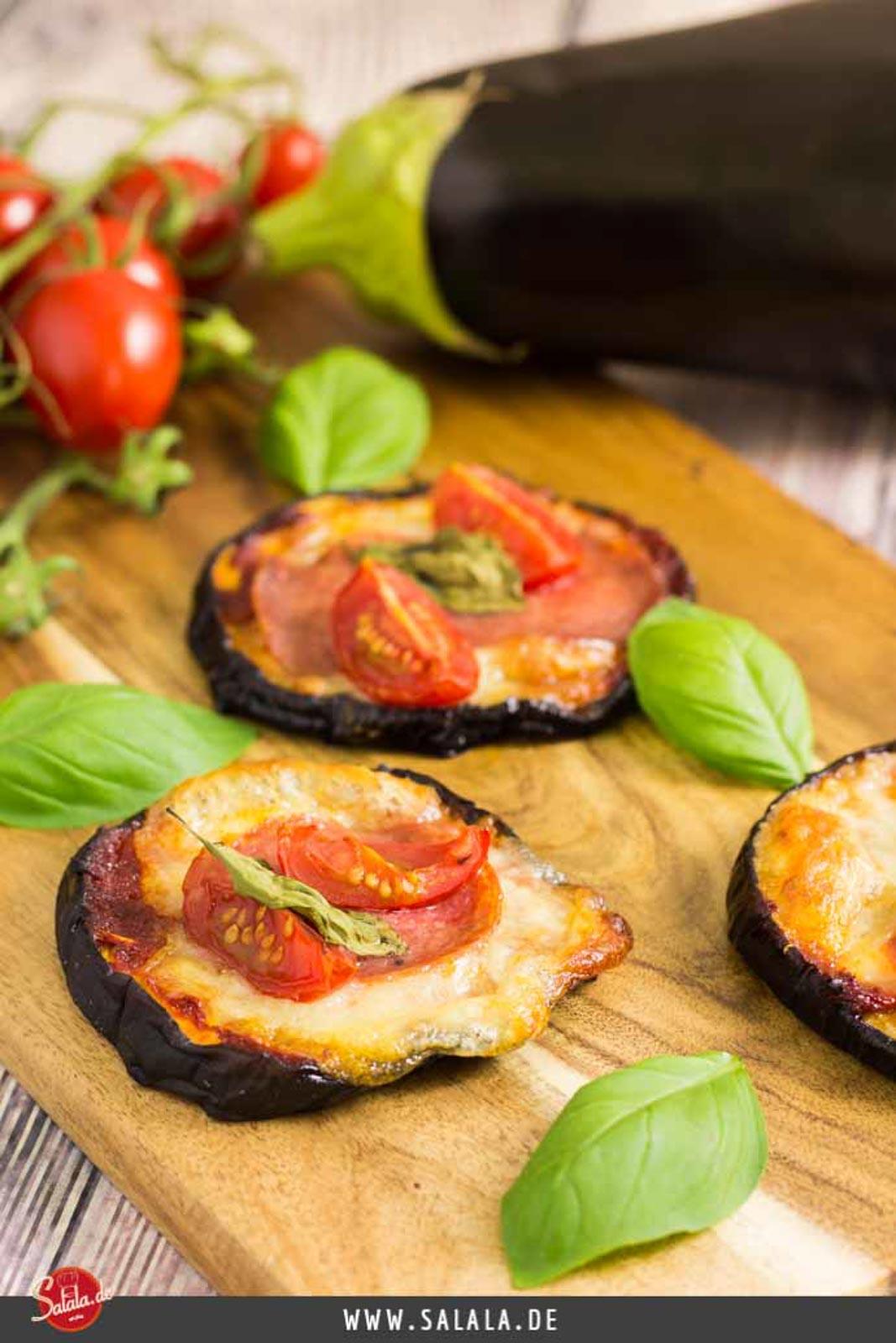 Auberginen Pizza Low Carb Pizza Rezept ohne Kohlenhydrate schnell gemacht #lowcarb #pizza #noflour #sugarfree #zuckerfrei #keto