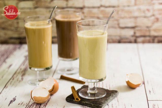 3 schnelle milchfreie Keto Drinks mit Matcha, Kakaofasern oder Kaffee Rezept zum Frühstück ohne Zucker #frühstück #lowcarbfrühstück #lowcarb #lowcarbrezepte #keto #ketorecipes #drinks #lowcarbgetränk #ohnezucker #sugarfree #milkfree #milchfrei
