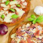 Keto Fathead Pizzateig - by salala.de - Low Carb Pizzateig mit Mozzarella und Mandelmehl DIY