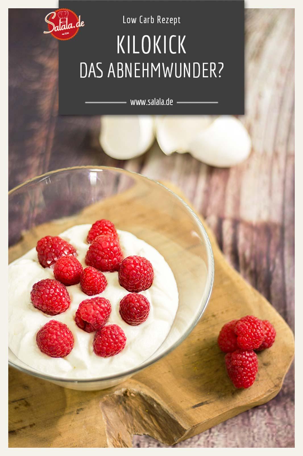 Kilokick mit Himbeeren - by salala.de - Low Carb Rezept für das Abnehmwunder selbst gemacht wie funktioniert Fettverbrennung #kilokick #fettverbrennung #abnehmen #einfacherezepte #rezepte #lowcarb #schlankimschlaf #lowcarbrecipes #recipes #rezeptemitquark #schnellerezepte #einfachabnehmen #schnellabnehmen #kilokickrezept