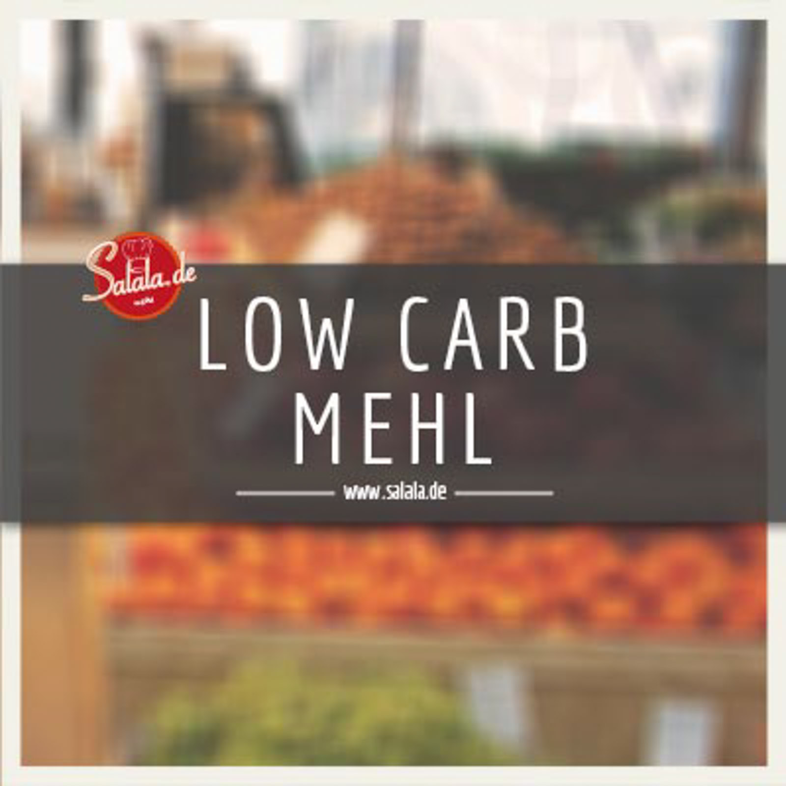 Low Carb Mehl