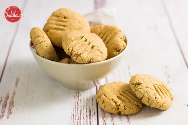 Mandel Biscuits Low Carb – Experimentierküche