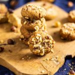 Haselnusscookies mit Zimt - by salala.de - Low Carb Rezept ohne Mehl und ohne Zucker Low Carb ohne Weizen #Cookies #Haselnusscookies #Zimtcookies #glutenfrei #LowCarb #Rezepte #LowCarbRezepte