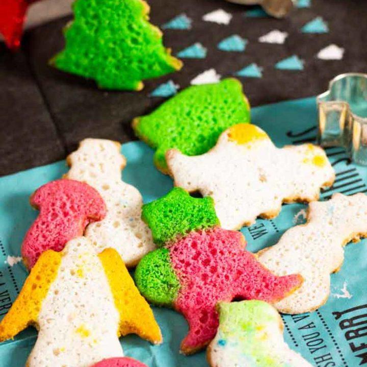 Butterplätzchen by salala.de ohne Mehl und ohne Zucker zu Weihnachten I Low Carb Plätzchen Rezept ohne Gluten
