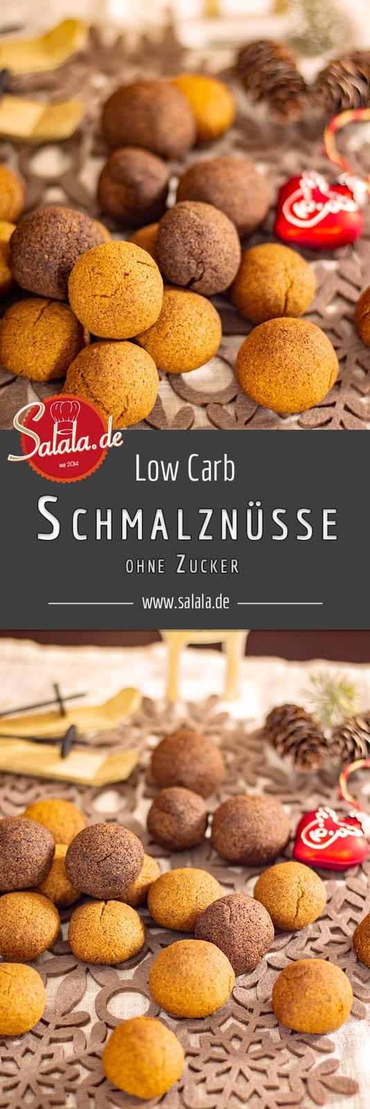 Schmalznüsse - by salala.de - ohne Mehl und ohne Zucker Low Carb Rezept mit Schweineschmalz zu Weihnachten #schmalznüsse #plätzchen #lowcarbbacken #backen #weihnachten #weihnachtsplätzchen #weihnachtskekse #weihnachtsbäckerei #glutenfrei #zuckerfrei