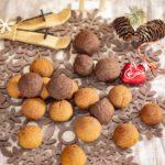 Schmalznüsse - by salala.de - ohne Mehl und ohne Zucker nordisches Low Carb Rezept für Weihnachtskekse