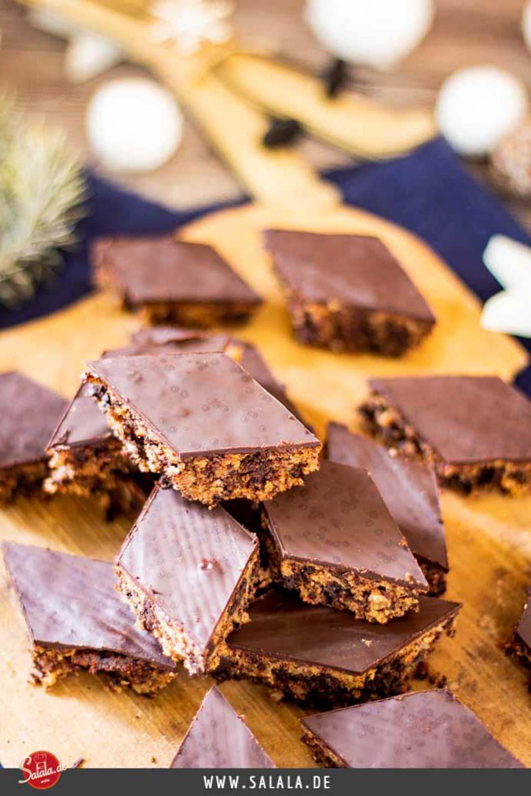 Schokoladenbrot Weihnachten.Schokoladenbrot Ohne Mehl Nach Happy Girl