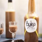 Baileys ohne Zucker selber machen - by salala.de - Low Carb Rezept für Irish Cream oder Schoko-Sahne-Likör für Silvester