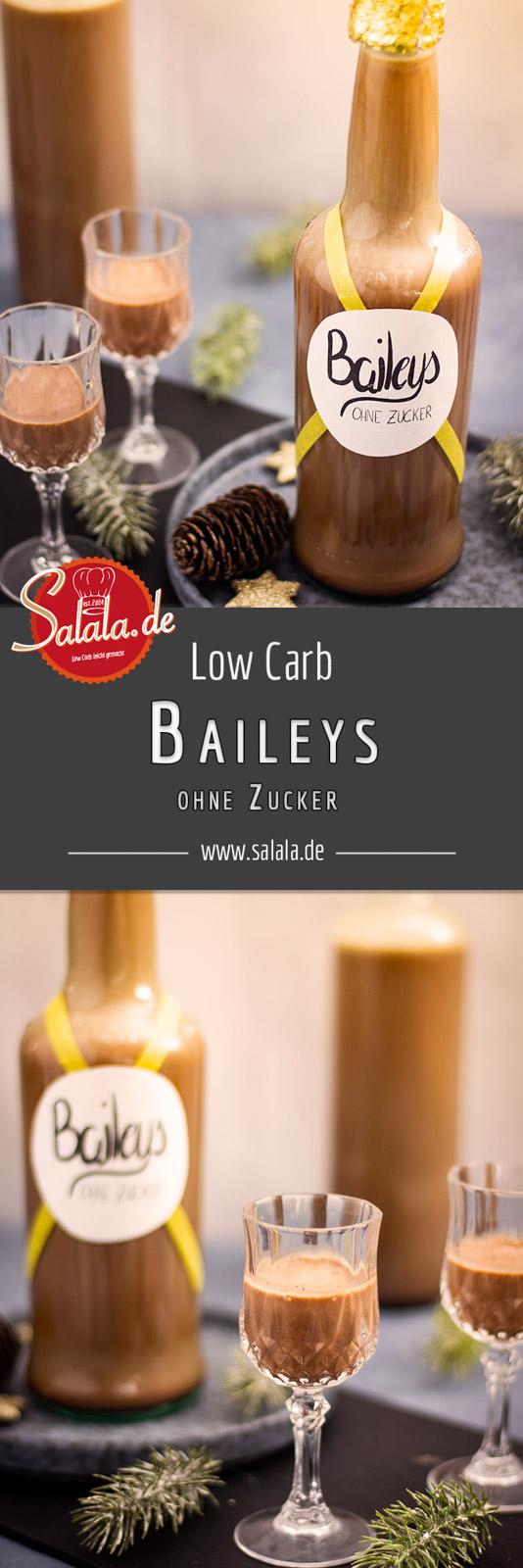#baileys #baileysohnezucker #lowcarb #lowcarbrezepte #baileysrezept #baileysselbermachen #zuckerfrei