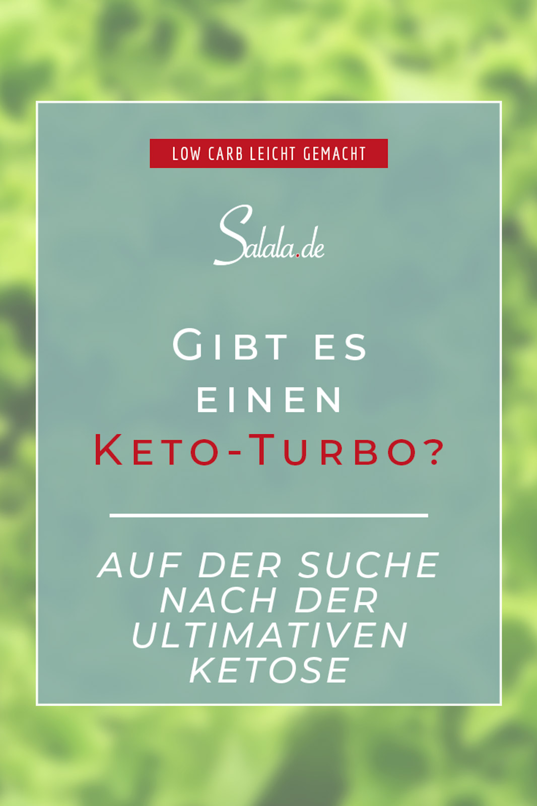 #keto #ketoonsteroids #abnehmen #ketose #turboketo