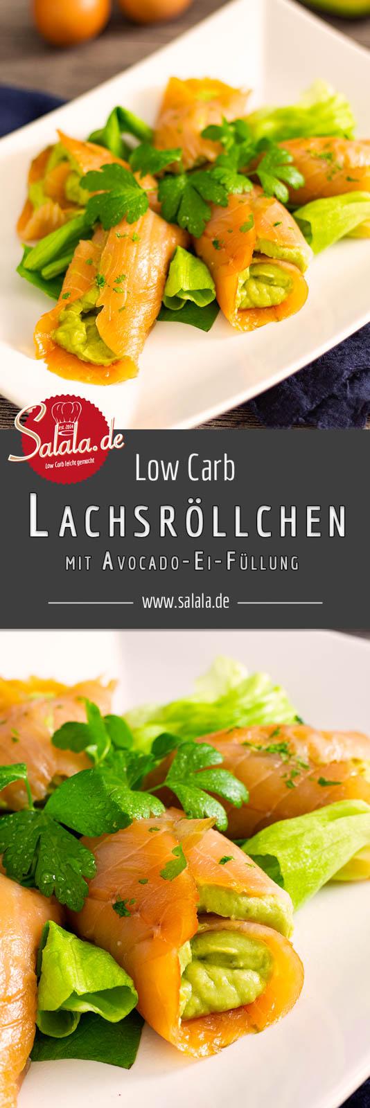 #keto #ketorezepte #lachs #lachsröllchen #avocado #rezeptemitavocado #lowcarb