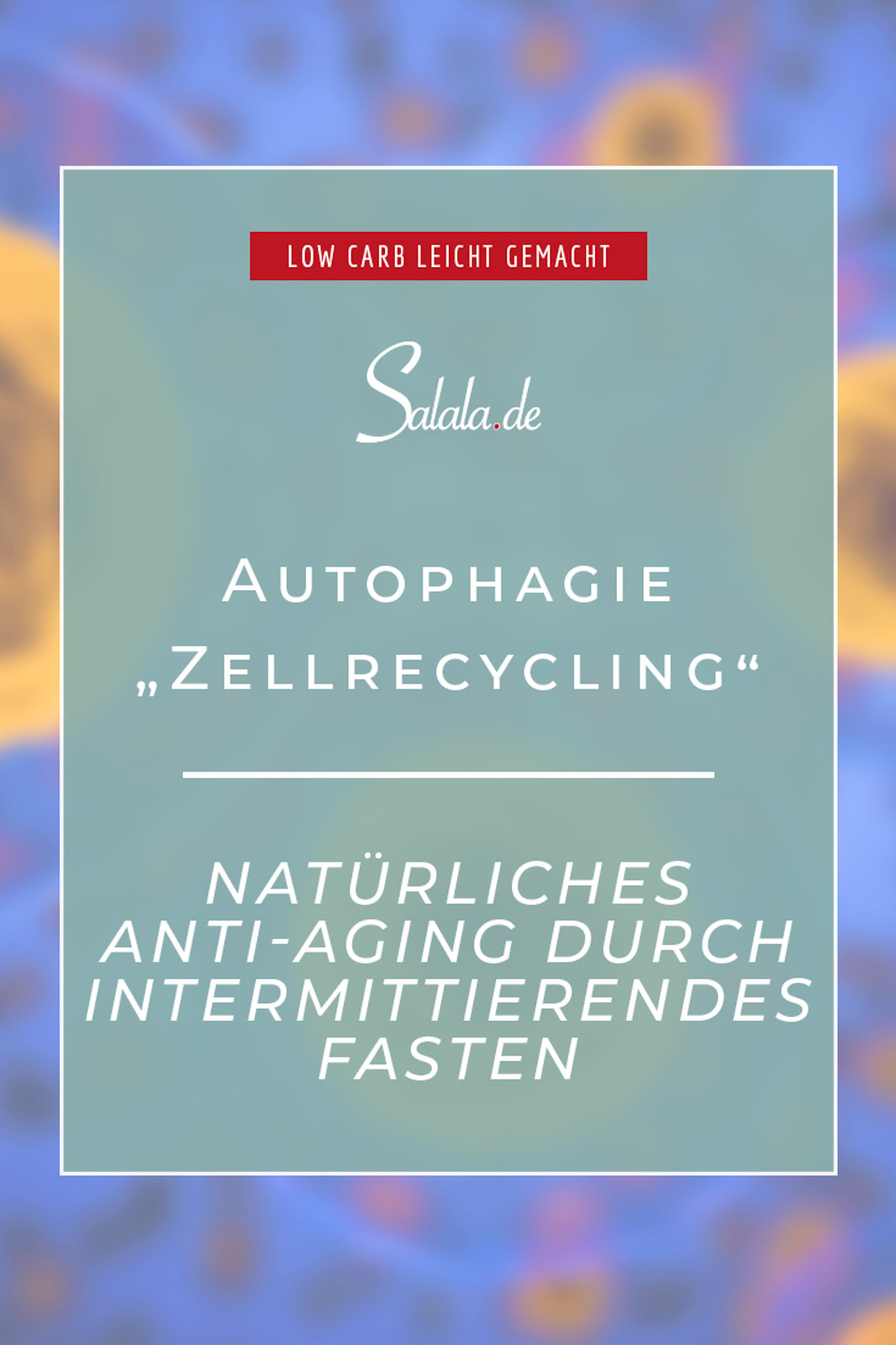 #autophagie #zellrecycling #intermittierendesfasten #intervallfasten