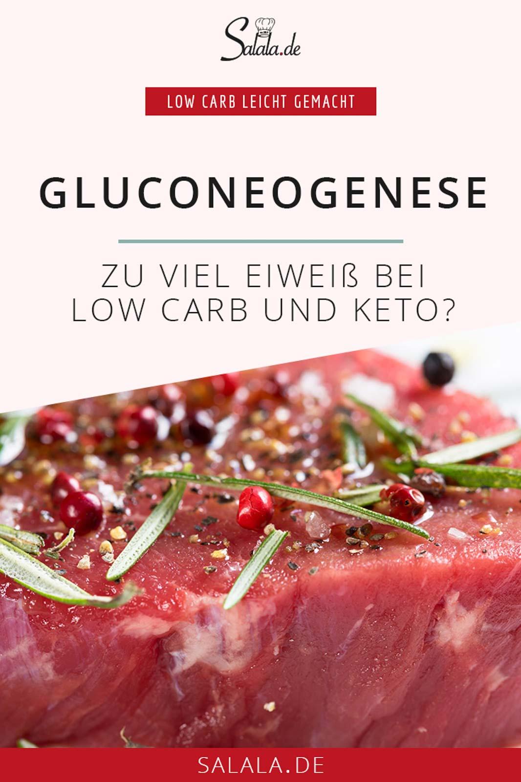 #gluconeogenese #lowcarb #keto #wievielprotein #zuvielprotein
