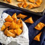 Keto Tacochips selber machen ohne Mehl mit Würzmischung I Low Carb Rezept