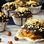 Haselnuss Muffins ohne Zucker I by salala.de I Low Carb Rezept by salala (1)