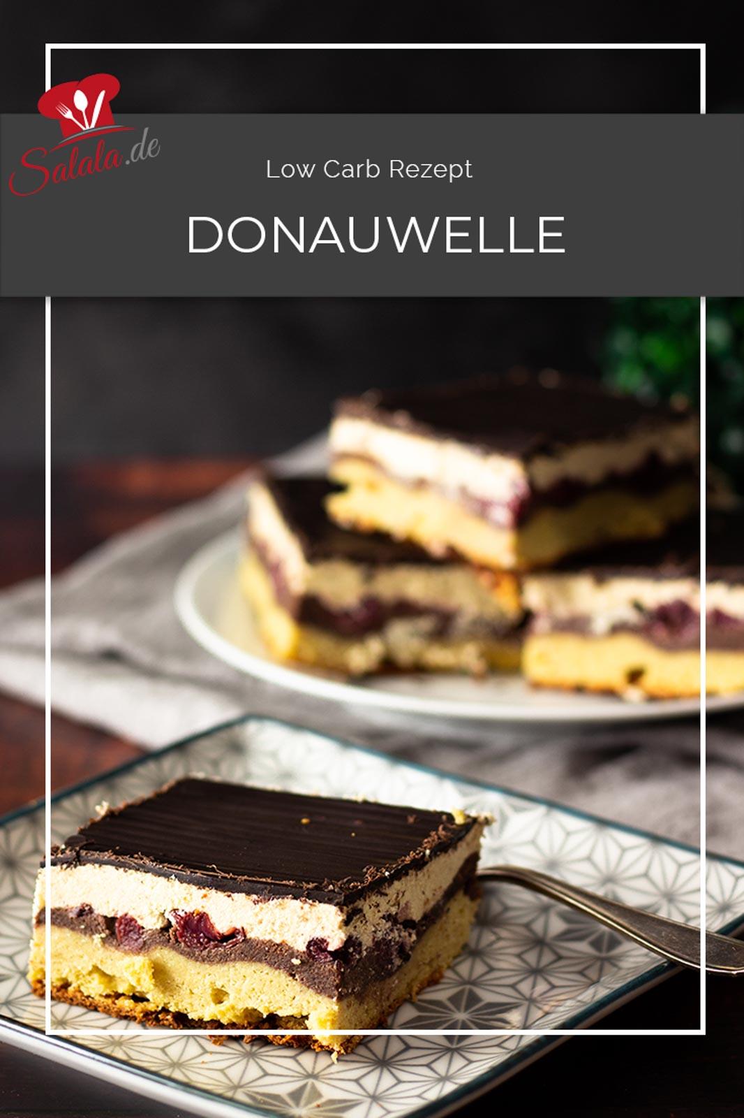 Donauwelle ist so ein typischer Klassiker unter den Blechkuchen. Das Rezept in Low Carb umwandeln ist dagegen nicht ganz so klassisch. Nicht wegen dem Teig, sondern wegen dem Pudding, also der Buttercreme. Das ist in Low Carb und lecker gar nicht so einfach. Aber es ist uns gelungen. Wir haben eine super leckere Low Carb Donauwelle gezaubert.  #lowcarb #donauwelle #lowcarbbacken #lowcarbdonauwelle #lowcarbblechkuchen #glutenfreibacken #donauwelleohnemehl #donauwelleohnezucker #blechkuchenrezepte