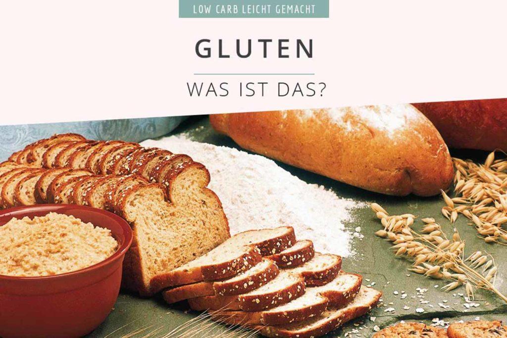 Gluten. Ein umstrittenes Thema. Was genau ist das überhaupt? Muss man nur bei Zöliakie auf Gluten verzichten? #lowcarbwissen #gluten #weizenmehl #glutenfrei #weizenfrei