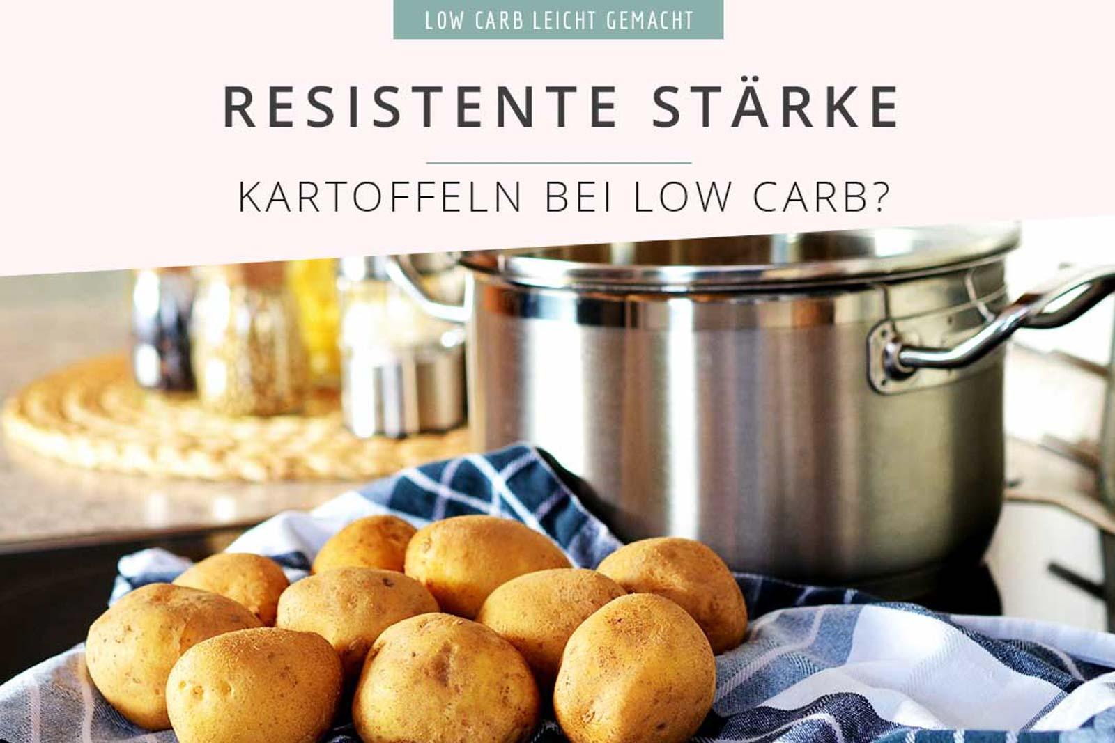 Resistente Stärke. Ist das wirklich ein Kohlenhydrat dass man nicht anrechnen muss? Kann ich bei Low Carb jetzt doch Kartoffeln und Reis essen? Wir haben uns das Thema resistente Stärke mal genauer angeschaut und den aktuellen wissenschaftlichen Stand dazu beleuchtet. #resistenteStaerke #LowCarbWissen #LowCarbErnaehrung #LowCarbKartoffeln #RS3 #resistenteStärkeTyp3 #Ballaststoffe #Darmgesundheit #gesundfürdenDarm #gesundeErnaehrung