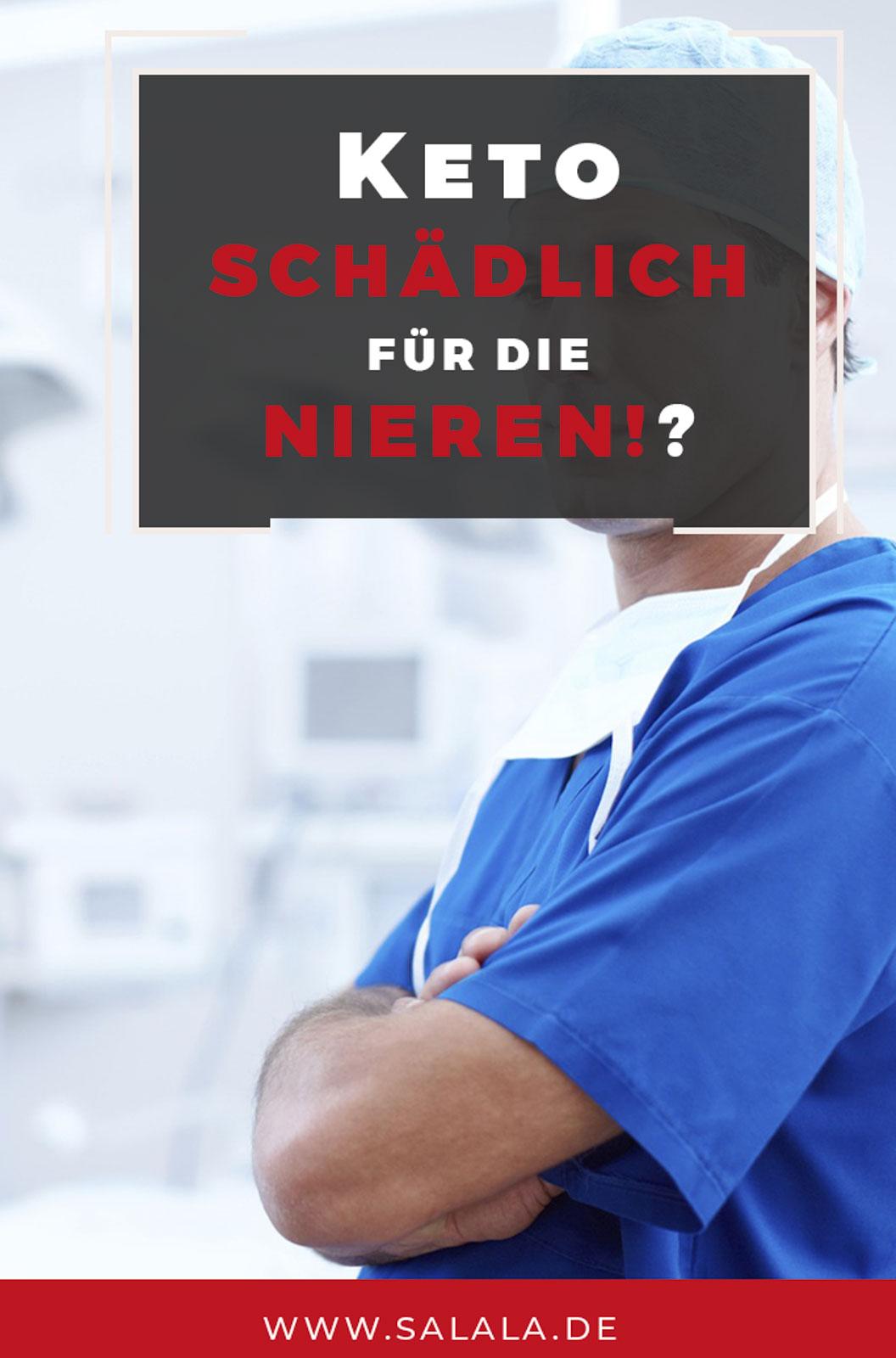 Mein Arzt sagt, Keto ist schädlich für die Nieren. Stimmt das wirklich? Macht das viele Eiweiß bei Keto meine Nieren kaputt? Im