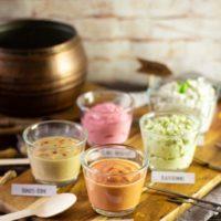 Salsa Fondue Soße Low Carb Rezept